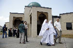 Mosque foes argue to intervene in federal case