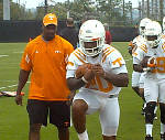 Vols tailbacks in ongoing competition
