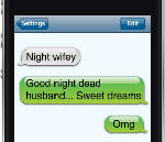 Autocorrect errors can be funny and problematic