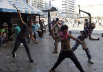 Prophet film protesters clash with Greek police