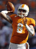 Vols QB Tyler Bray 'just frustrated' when he called out fans on Twitter