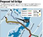 Without a toll, Tennessee River bridge in doubt