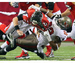 Falcons fall flat in 22-17 loss to Buccaneers