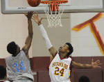 Howard mans up, tops Panthers