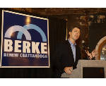 In campaign to be Chattanooga's mayor, Andy Berke chooses broad strokes over specifics