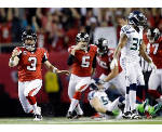 One for the ages: Falcons' field goal in final seconds seals win
