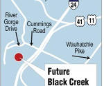Hamilton County planners endorse Black Creek development