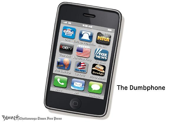 Dumbphone Local News Times Free Press