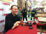NASCAR's Kevin Harvick in Chattanooga for store opening (with video)