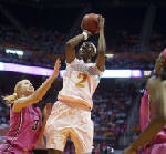 Lady Vols grind past Vanderbilt: Tennessee tops Commodores to get 20th win of the season