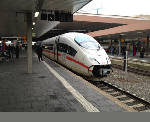 German bullet train wins praise from Chattanoogans