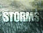 No damage, but lots of rainfall as storm pushes east through Tennessee
