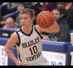 Bradley Central Bears' Copeland staying close at Lee