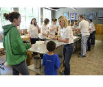 Craftworks feeds those in need while new Community Kitchen is being constructed