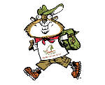 Great Gopher Chase in Georgia state parks (June 1-30)