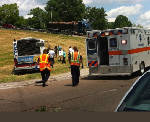CARTA bus crash in Chattanooga sends 8 to hospital