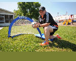 Small Business: Soccer Shots introduces youngsters to the game early