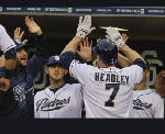 San Diego Padres beat Atlanta Braves for second straight game