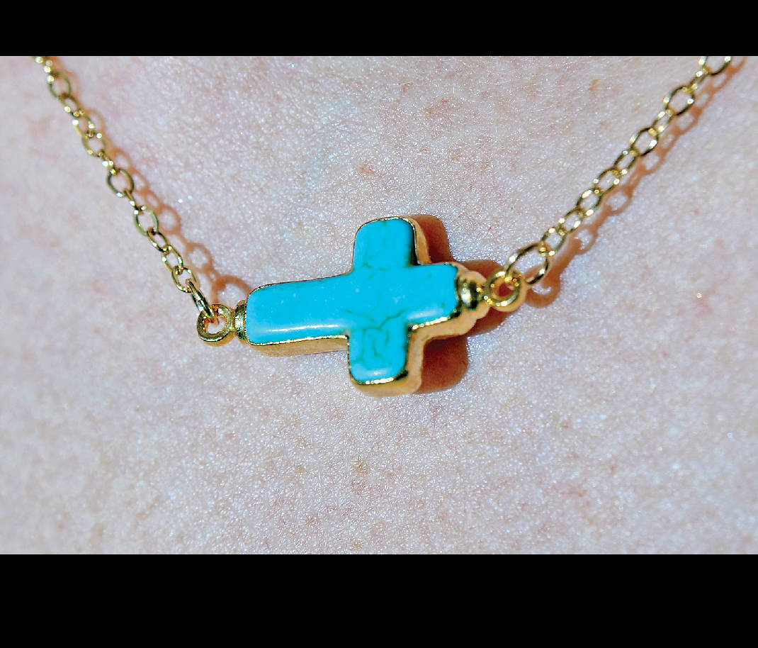 Bling or blasphemy? Upside-down and sideways crosses showing up in