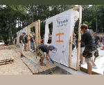 Construction begins on house in Apison, Tenn., for disabled soldier (with slideshow)