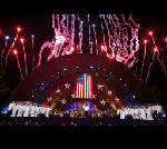 July 4th saluted with fireworks, parades, parties