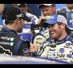 Brian Vickers a surprise winner at New Hampshire