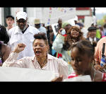 Hundreds attend Trayvon Martin rally in downtown Chattanooga