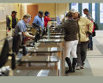 Chattanooga Airport boardings off; weather cited