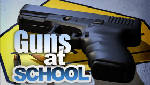 Gun fired in Memphis school cafeteria, no injury