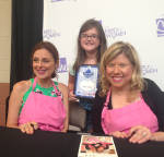 Cupcake kid: Ringgold, Ga., 10-year-old beats out adults in baking contest