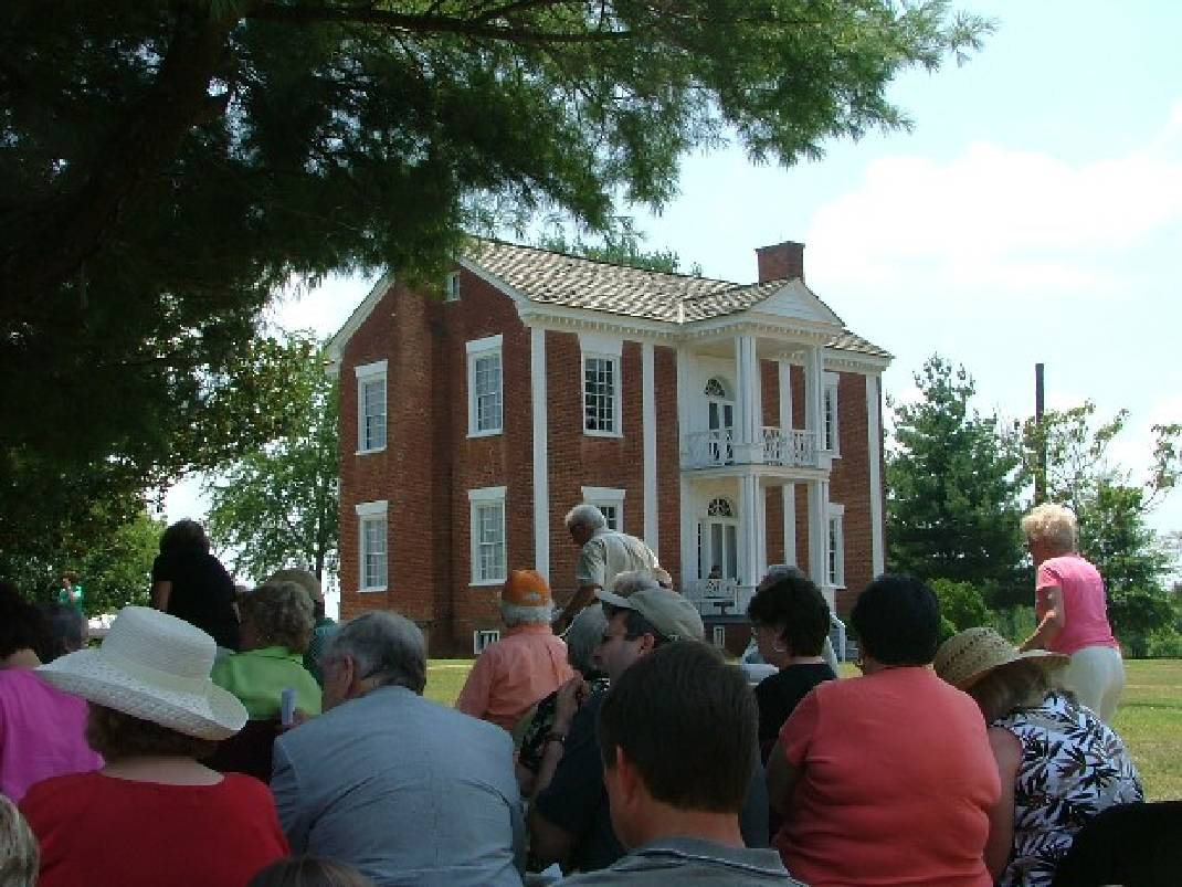 Retracing the Trail of Tears: A legacy of Native American