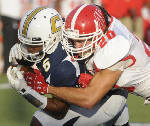 Chattanooga Mocs dominant in rout of Govs
