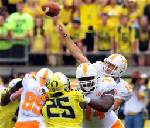 Tennessee Vols' receiver shortage evident