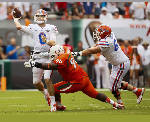 Florida Gators have been own worst enemy in recent defeats