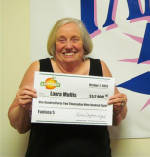 Chickamauga, Ga., woman wins $142,908 in Georgia Lottery, her third win since 2000