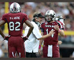 South Carolina quarterback Connor Shaw continues to excel under the radar