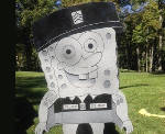 Family of slain Iraq war veteran want SpongeBob gravestone restored