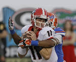 Georgia's resilient Aaron Murray approaching 50th career start