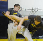 New faces coming for UTC wrestling