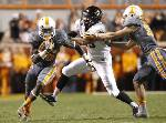 Tennessee Vols fall just short repeatedly