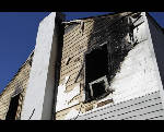 Man charged in fatal Red Bank fire set with a blanket