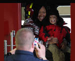 2-year-old burned in fatal fire meets Chattanooga firefighters who rescued him (with video)