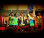 Young Africans Choir visits Chattanooga