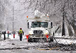 Cold stays put as utilities work to get power back on from the Midwest to Northeast