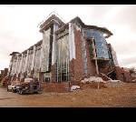 Turning the page: UTC's new $50 million library inches toward completion