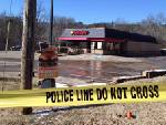 Shooting near Hardee's in Red Bank