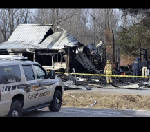 Fatal Kentucky fire began with material against heater