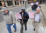 'Trim your fat before you pick our bones,' pension reform protesters tell Chattanooga City Council