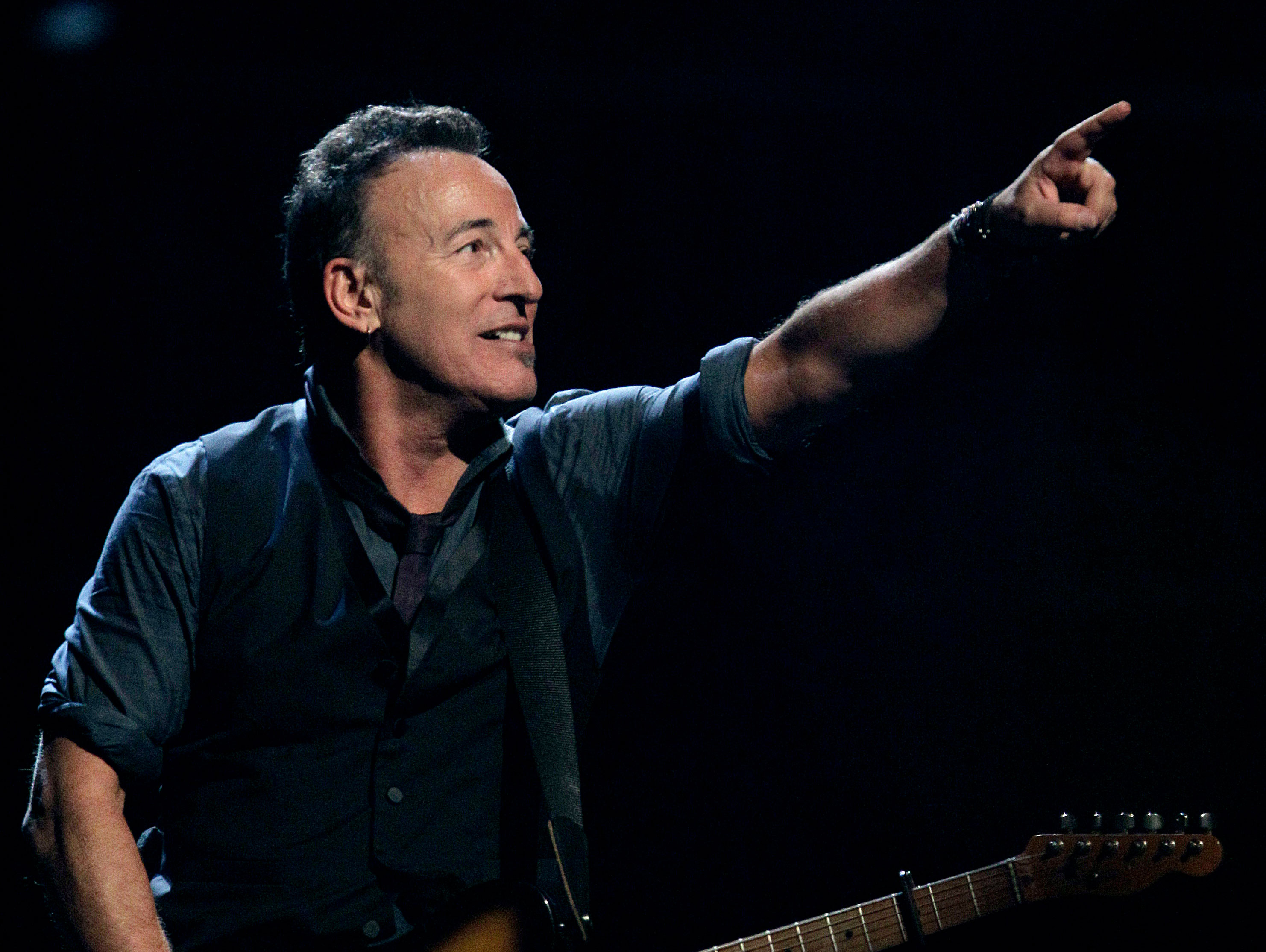 Bruce Springsteen Coming To Nashville And Atlanta Local