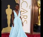 Lupita Nyong'o chose dress that reminded her of home